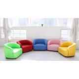 Wholesale PVC Leather Foam Mini Kids Sofa