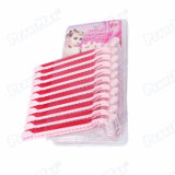 Triple Blade Razor for Lady with Lubricating Strip