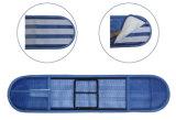 Blue Microfiber Flat Mop Refills (JL-100)