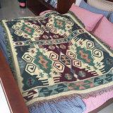 Retro Oracle Totem Pattern Leisure Sofa Towel Cotton Blanket Bed Blanket