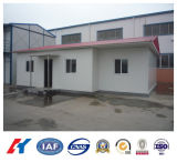 Temporary Prefabricated Steel Structure House for Angola (KXD-pH23)