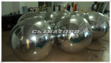 Popular Decoration 0.3mm PVC Inflatable Mirror Ball for Commercial Use