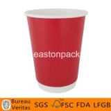 12oz Double Wall Hot Paper Coffee Cup