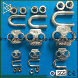 Us Type Drop Forged Stainless Steel Wire Rope Clip