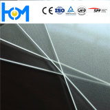 Solar Tempered Photovoltaic Sheet Clear Tinted Colored Glass
