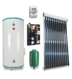 Solar Air Condition Hot Water, Sunshine Collector,
