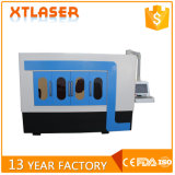 Stainless Steel Plate 1000W Ipg Fiber Laser Cut Machinery