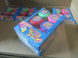 Hot Sell in Middle East Crazy Bubble Rollz Gum