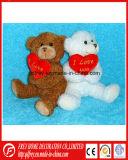 Cute Plush Teddy Bear Toy with Heart