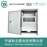 Multifunctional Electrical Enclosure for Metal Stamping