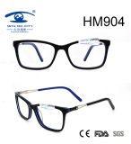 New Products Best Selling Hollow Acetate Optical Eyeglasses (HM904)