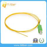 0.9mm Sc APC Fiber Optic Pigtail