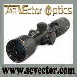 Vector Optics for Rifles Snarl 3-9X42CE Monutube Multi-Coated Long Eye Relief Side Illumination Adjustable Hunting Rifle Scope