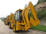 Compact Wz30-25 Backhoe Loader with Ce