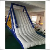 New Coming Triangle Inflatable Water Slide Aqua Park Toys