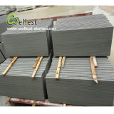 High Quality China Sy158 Grey Wood Honed Surface Sandstone