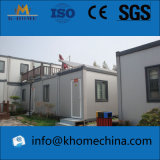 Galvanized Steel Prefab Container House Cabins