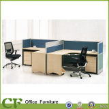 Economical Office 2 Person Office Partition for Cubicles
