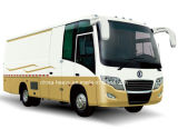 Rhd/LHD Dongfeng 104 HP Closed Cargo Bus