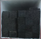 Best Selling Construction Material Black Square Pipe From China