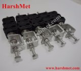 Cable Clamp for 5.0-5.5 Optical Fiber and Power 9.5-12.5mm