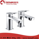 Economic Hot Selling Brass Double Handle Twin Bathroom Faucet (TMK41303)