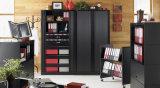 Office Furniture PVC Roll Door Full Height Tambour Door Cabinet
