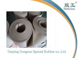 White Ntrile Rubber Sheet