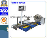 Universal Horizontal Lathe Machine with High Precision and Rigidity