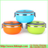 Stainless Steel Lunch Box, Tiffin Lunch Box with Lock