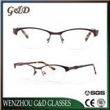 Newest Ladies Model Stainless Eyewear Optical Glasses Frame