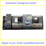 Breaker Type Automatic Transfer Switches with External Controller (JATSNB-250 4P)