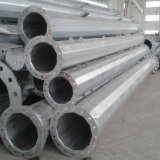 Manufacturer Electricity Transmission Tower Steel Pole