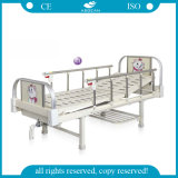 AG-CB001 Hospital Bed Manufacturer Metal Material Bed