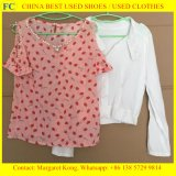 Mixed Warehouse and Bulk Wholesale of Second Hand Used Clothing for African Market (FCD-002)