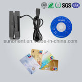 90mm USB 3 Track Magnetic Strip Card Reader