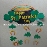 Swirl Hanging Decoration of St. Patrick's Day