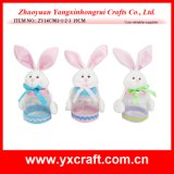 Easter Decoration (ZY14C903-1-2-3 19CM) Easter Rabbit Toys Gift Ornament Product