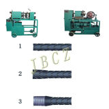 CE Approved SGS Approved Rebar Parallel Upset Forging Machinery Hot Sale