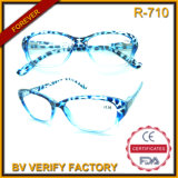 R-710 Transparent Special Designed Plastic Frames Reading Glasses