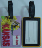 PVC Luggage Tag (LT-046)