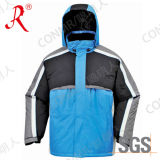 New Design Waterproof and Breathable Ski Jacket for Winter (QF-605)