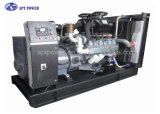 470kw 60Hz 3 Phase Super Silent Diesel Genset with Vman Diesel Engine