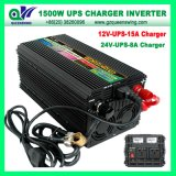 1500W DC/AC Intelligent Auto UPS Solar Power Inverter with Battery Charger
