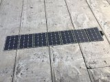 High Power 250W Sunpower Folding Solar Panel for Charging Caravan
