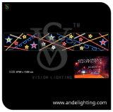 230V Cross Street LED 2D Motif Light for Christmas