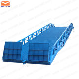 2015 Hot Sale! Mobile Container Load Ramp