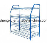 Four Layers Simple Design Metal Shoe Rack SX-M0012