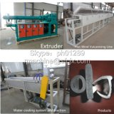 Rubber Extrusion Line, Cold Feed Rubber Extruder