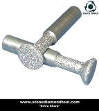 Diamond Vacuum Brazed Core Bits for Drilling Stone